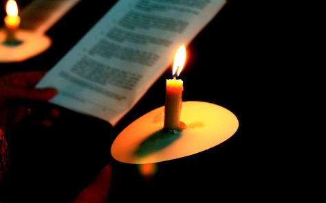 Lilin Paskah : Simbol terang